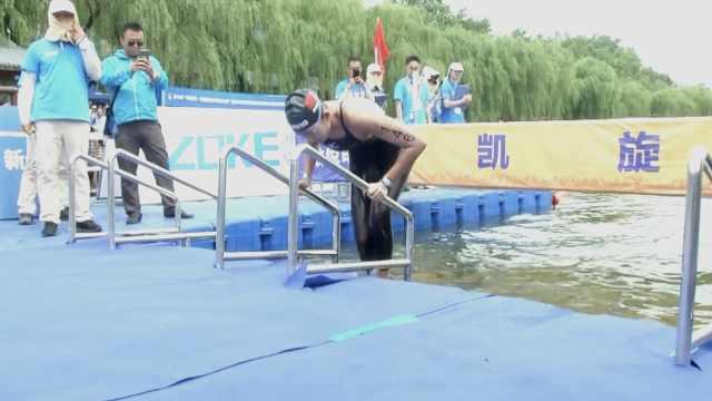 辛鑫韩国夺冠,要为济南争奥运金牌