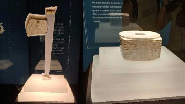 5000年前!良渚玉器首次在故宫展出