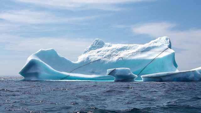 科学家提议在南极洲人工造雪万亿吨