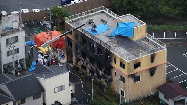 全球动漫迷哀悼京都火灾,发起众筹