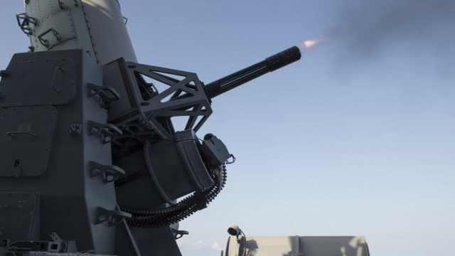 特朗普称美国军舰击落一伊朗无人机