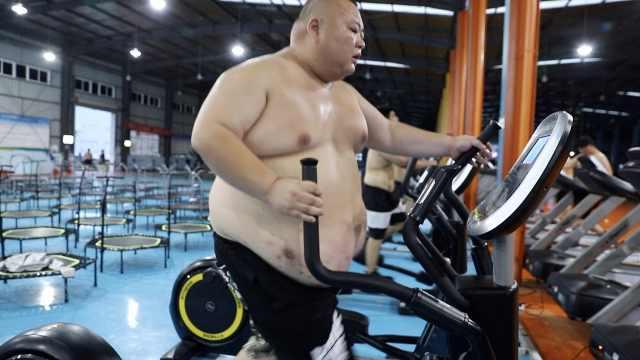 400斤小伙被分手,立志2月瘦了80斤