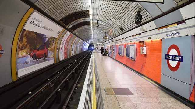 有信号啦!伦敦地铁将覆盖4G网络