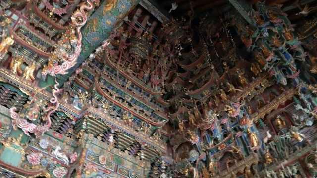 2000座雕塑,300年未扫却一尘不染