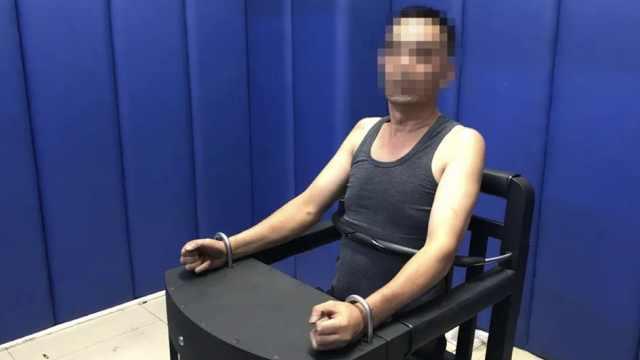 警方通报:刺伤任达华男子有妄想症