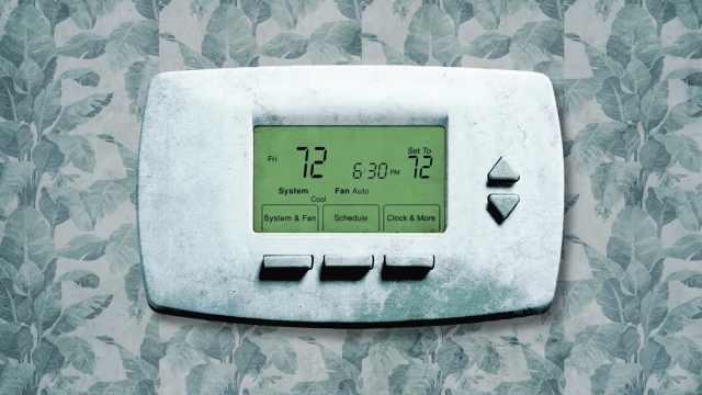 空调温度过低会降低女性工作效率