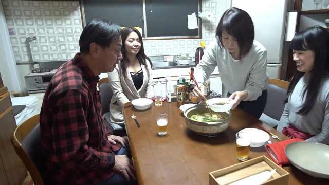 老龄化严重,日本出现了共享家庭
