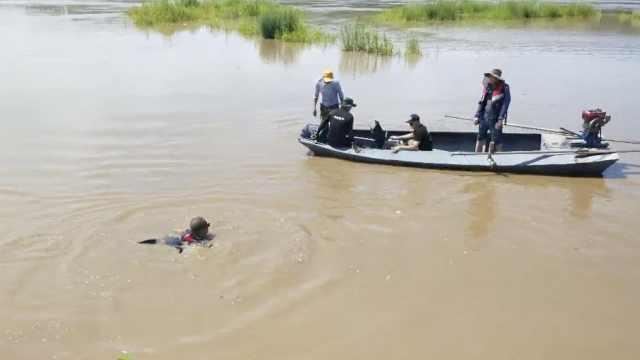 男孩救人落水失踪,将申报见义勇为