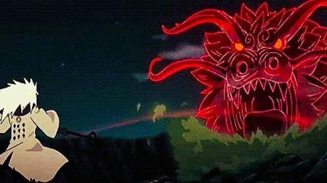 《火影忍者》出现了中国古代神兽!