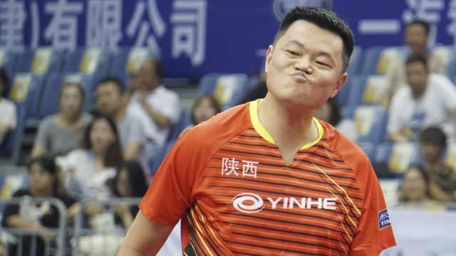 19年后,国乒39岁老将再夺全国冠军