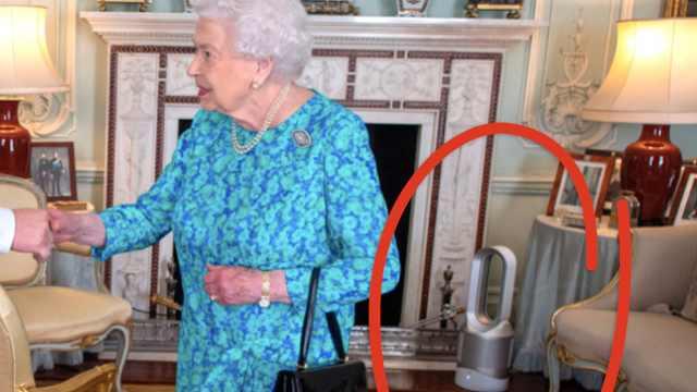 英国现史上最高温,女王吹风扇降温