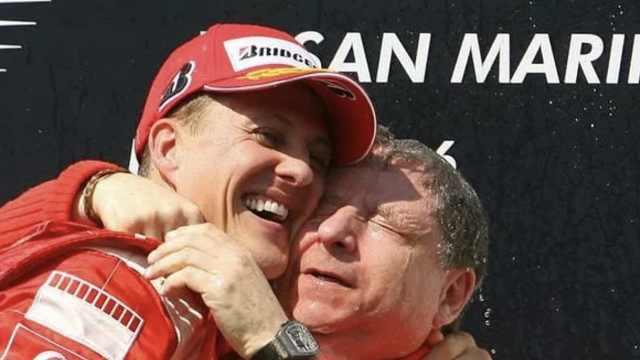 前老板:舒马赫会看电视上的F1比赛