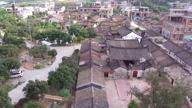 白领从上海辞职,回乡设计古村落