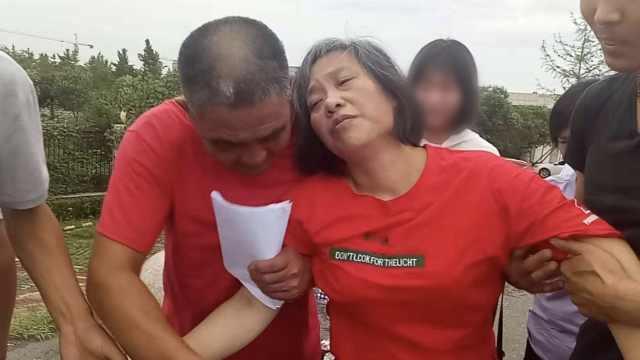 专访任艳红:羁押8年,获释在意料中