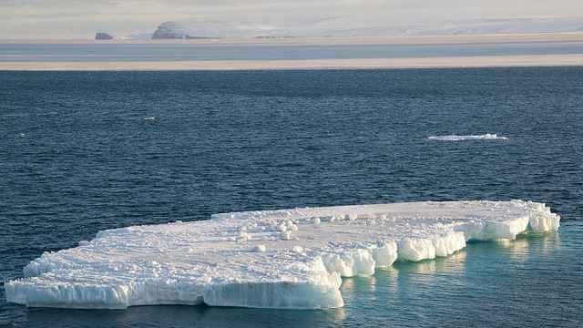 罕见!阿拉斯加的海冰已经完全消融