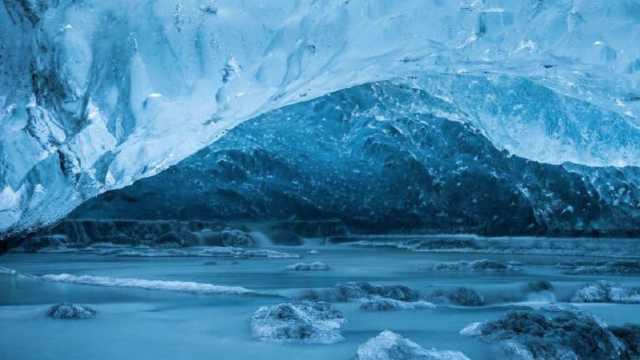 地球深处蓝色,让我灵魂也变得透明
