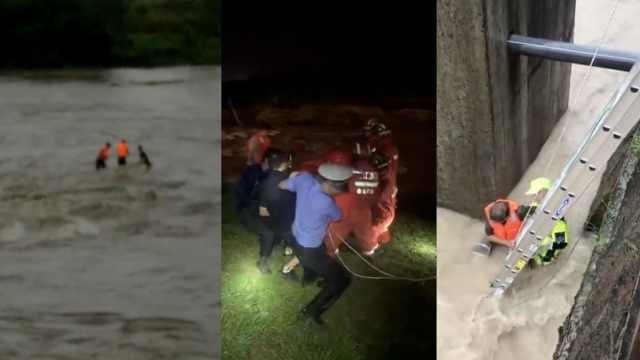 超强台风登陆14小时:救援争分夺秒