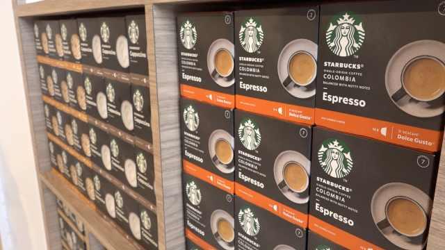 两大咖啡巨头联姻:雀巢开卖星巴克