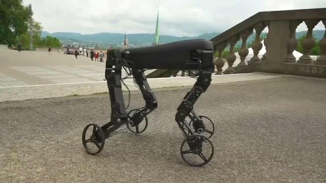 这台聪明的AI机器人可以学会新动作
