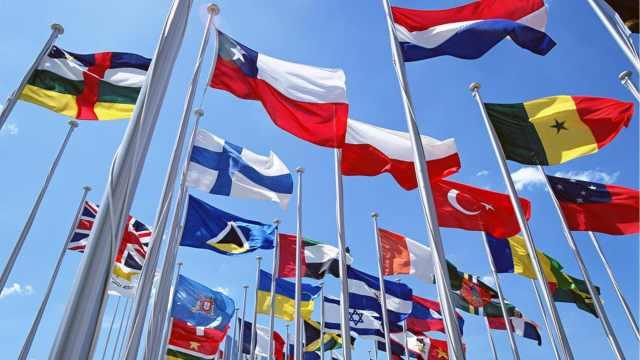 世界各国的国旗都有啥含义?