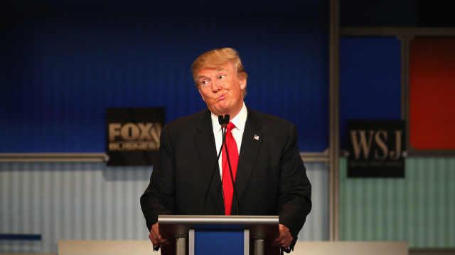 特朗普:当总统让我损失了50亿美元