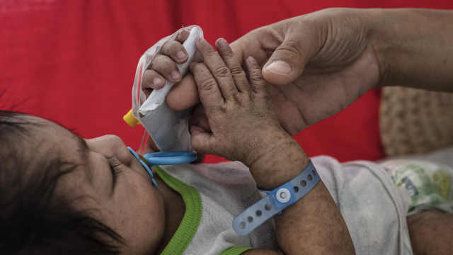 去年同期三倍!全球麻疹病例数飙升