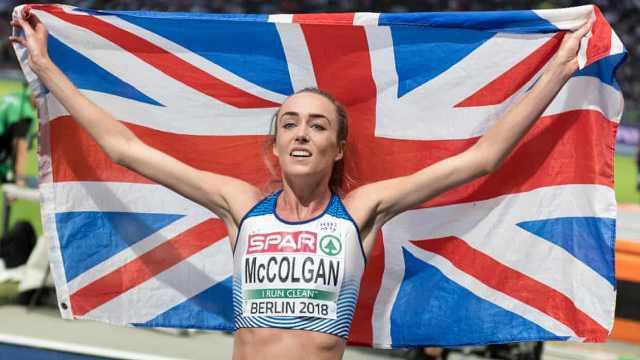 被评价太瘦,英国女运动员霸气回怼