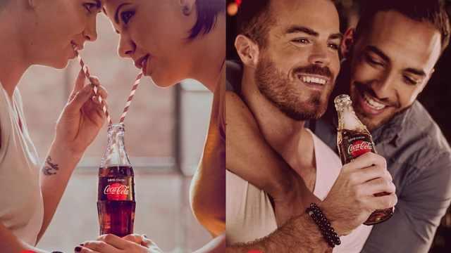 政党抵制可口可乐同性广告:有毒!