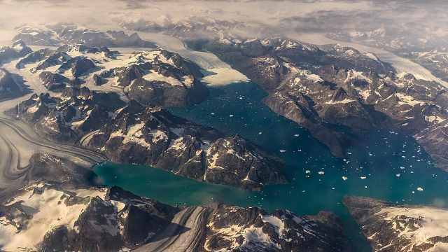 特朗普想买格陵兰岛作为政治遗产?