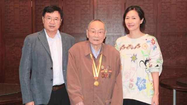 徐静蕾家族抗战老兵的故事