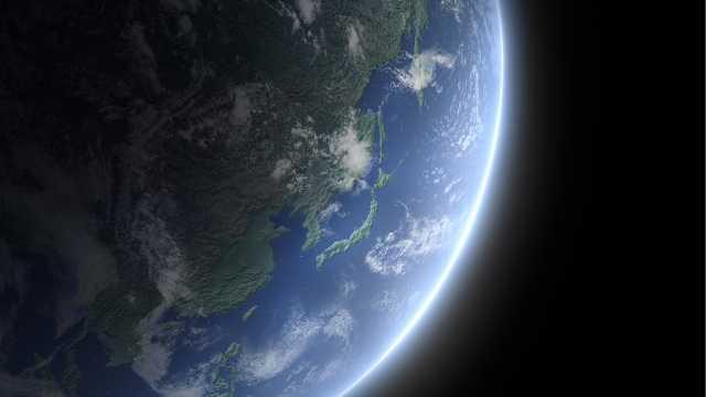 地球20年前就已经停止变绿