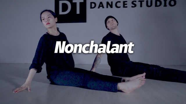 PASICHNYI&幸子编舞《Nonchalant》