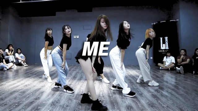 翻跳CLC《ME》,帅气爆棚