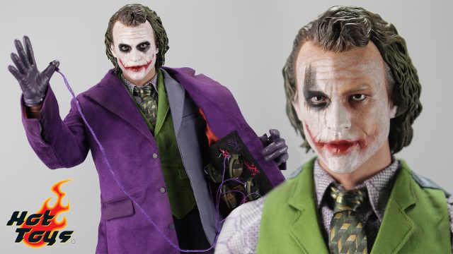 HT《蝙蝠侠》小丑值得买吗?(下)