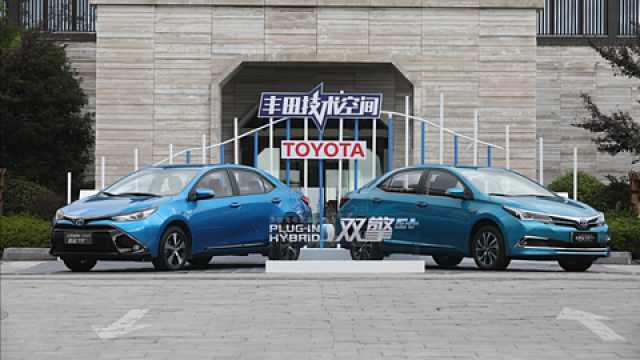 丰田汽车举行技术空间活动