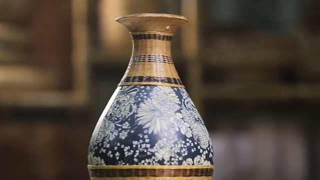 有文化!赤水竹编从工艺品到收藏品