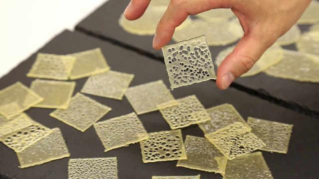 焦糖脆片:如何制作形状规整的糖片
