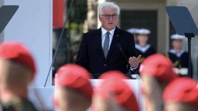 二战爆发80周年!德国总统请求原谅