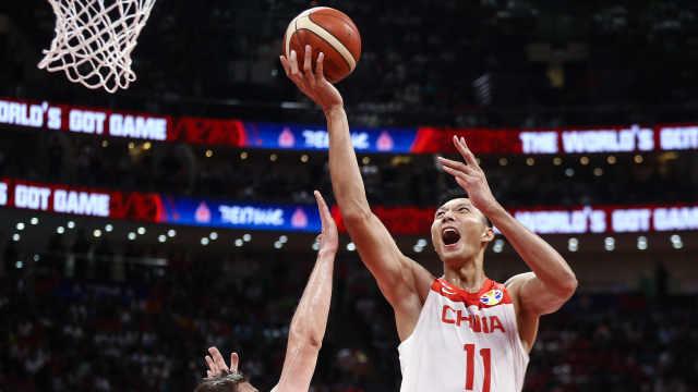 加时惜败!中国男篮3分之差负波兰