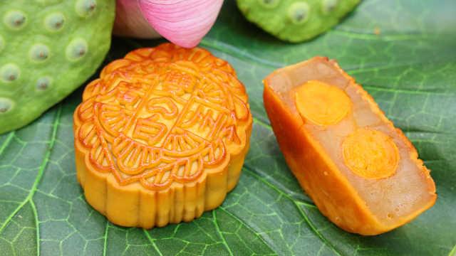 广州人最爱的老字号月饼