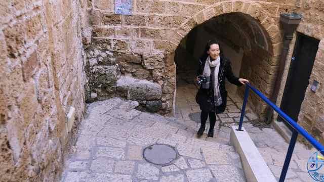 以色列雅法古城如今魅力依旧