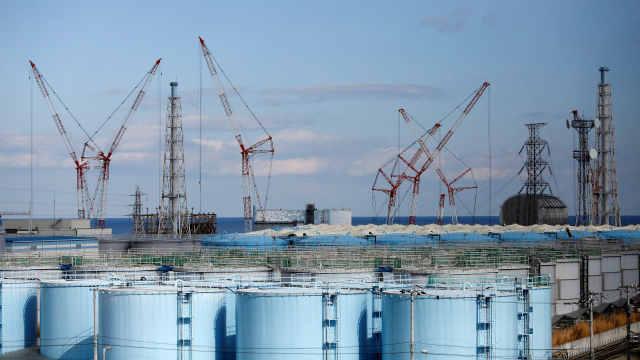 日本:未決定如何處置福島核污染水