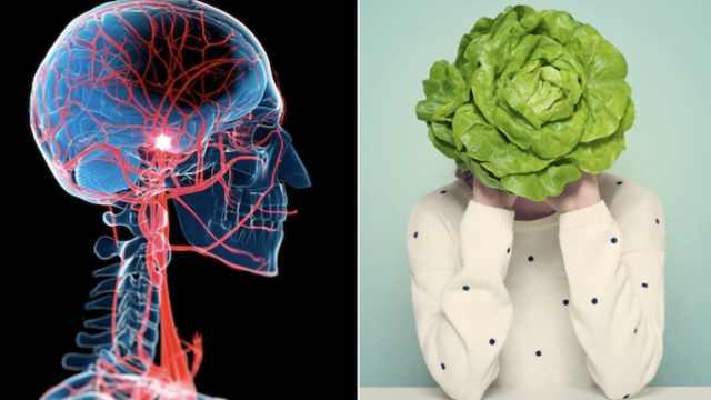 研究:素食者中风风险比常人高20%