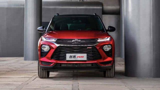 雪佛兰SUV创界上市售价13.99万元起