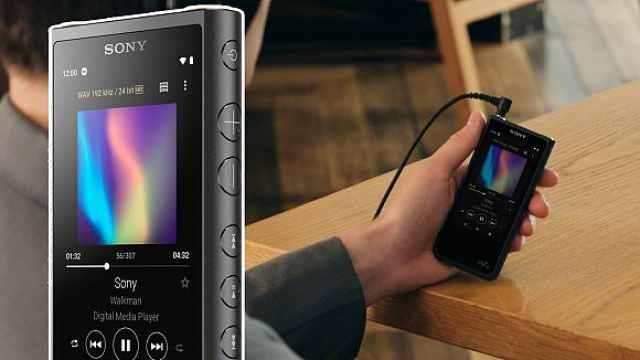 索尼全新Walkman回归,定价约6608元