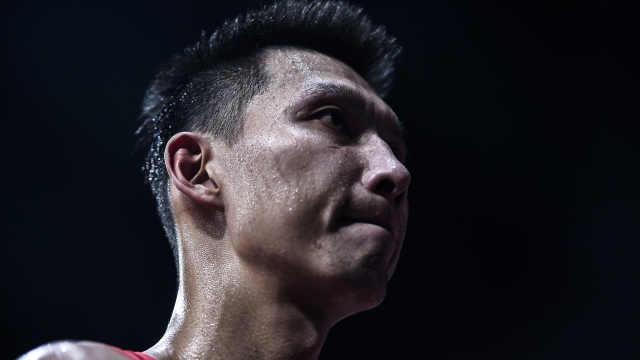 中国男篮生死战,易建联表现全纪录