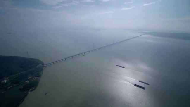 1分钟带你尽览6300余公里长江之美