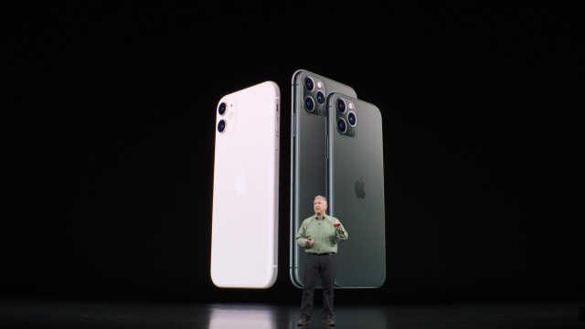 iPhone 11发布会回顾