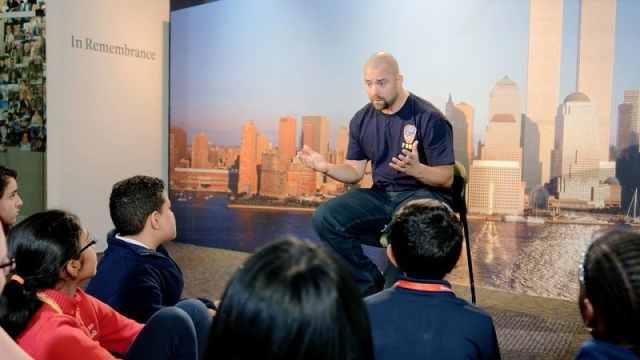 HBO制作纪录片帮助孩子了解911
