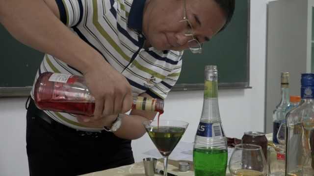 高校开设品酒课,不会喝酒可能挂科